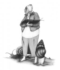 Lady Of Snails