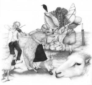 Sheepdance